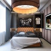 мальчуковая спальня