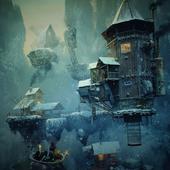 Деревня охотников