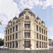 Частный обьект под аренду ! На данный момент в процессе строительства. Баку , Азербайджан.