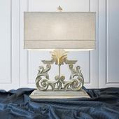 Настольная лампа Golden Harp Table Lamp