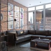 Фрагмент квартиры