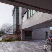 3D-реконструкция дома-коммуны Наркомфина