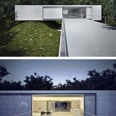 Минималистичный дом