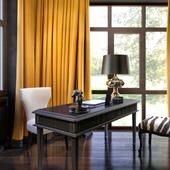 Дизайн кабинета в частном доме