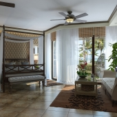 apartment on the Red Sea cost