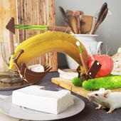 Кухня с мышою