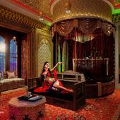 arabian interior