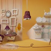 Granny's room