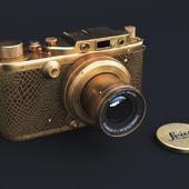 "Фотоаппарат  ""Leica"""