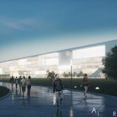 Новое здание ГЦСИ