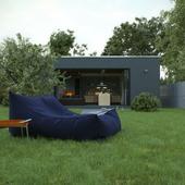 Дизайн концепция дома