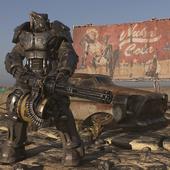 Power armor X-01