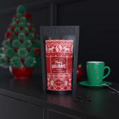Christmas Coffee Packaging