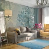 Однокомнатная квартира для девушки, г.Члябинск