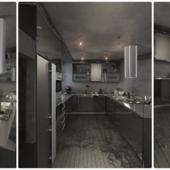 Kitchen| Villa in dubai