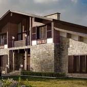 Загородный домик в Истре