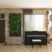Дизайн-проект загородного дома