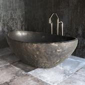Ethnic Brutal Bath Concept