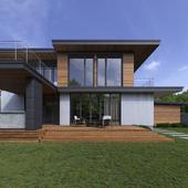Проект дома в Одессе