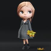 Кукла Маруся
