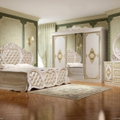 Спальные гарнитуры в студийном интерьере