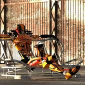 Robot IK WIP
