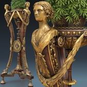 Торшер-гуридон George III