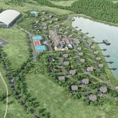 Sakit Gol (Тихое озеро) - зона отдыха