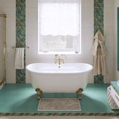 Ванная комната от Salini S.r.l.