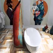 Конкурс | Ванная комната от SaliniS.r.l. | LUCE