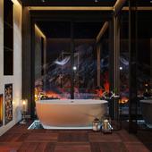 Конкурс | Ванная комната от SaliniS.r.l. | LUCE |
