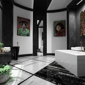 Конкурс | Ванная комната от SaliniS.r.l. | GIOIA