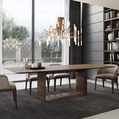 CG - Contemporary Dining Room