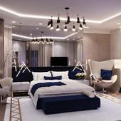 - Master bedroom -
