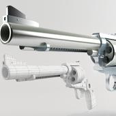 454 Casull revolver