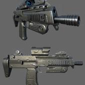 Heckler & Koch MP7 A1 PDW