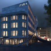 Магазин Zara, Сorona, Ps