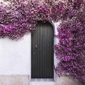 Morocco doorway