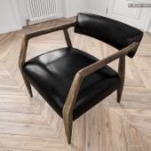 Bailey by Cosmorelax chair visualization