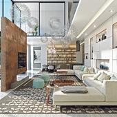Villa Interior Design in Dubai