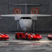 3 Spot Cars