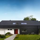 Дом в Польше 240м2