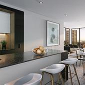 Braddon Kitchen - Interior