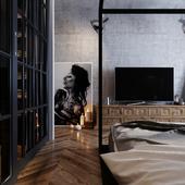 ECLECTIC | BEDROOM