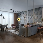 Ethno apartment