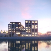 SCHELDE 21 by Vincent Van Duysen Architects