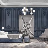 Bedroom, Paris