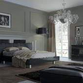 Спальня NaughtyBlack