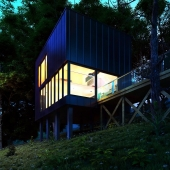 Cubic House