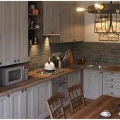 Проект кухонного гарнитура в квартиру